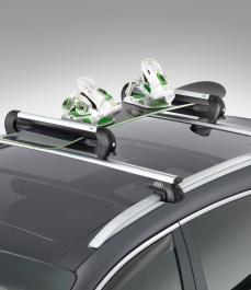 Багажник для лиж та сноуборду