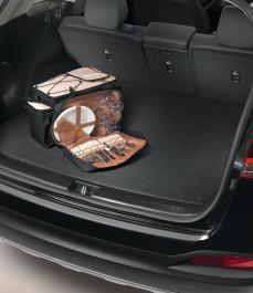 Автокилим ворсовий в багажник (7 сидінь) Sorento