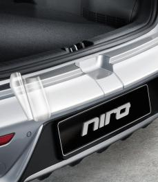 Захисна плівка заднього бампера (прозора) Niro