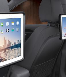 Кріплення на переднє сидіння для планшетного ПК
