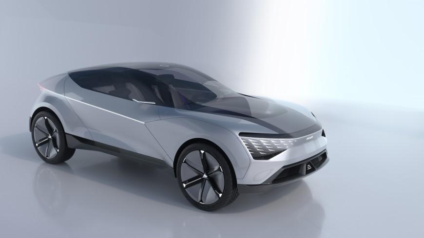 Kia представила концепт повнопривідного кросовера Futuron